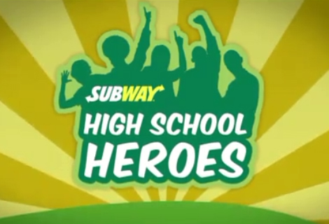 Subway High School Heroes